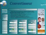 Convertisseurs universels en ligne :kingconv