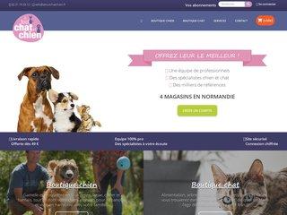 Boutique en ligne A Tout Chat et Chien