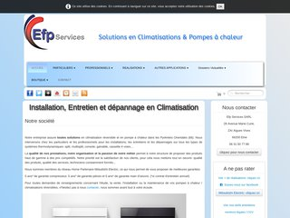 Climatisation 66 : Efp Services