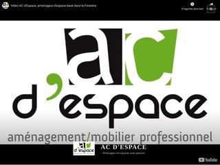 AC D'Espace : le mobilier professionnel sur Quimper