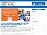 Paris Dépannages spécialiste en serrurerie à Paris et Ile de France