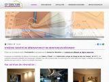 D'Décor : travaux de rénovation et peinture du bâtiment à Namur