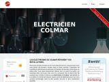 Electricien Colmar
