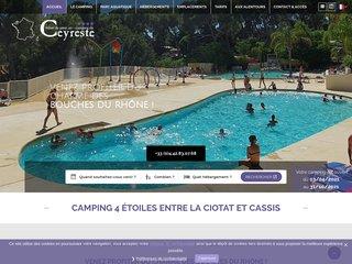 Vacances réussies au camping de Ceyreste dans les bouches-du-Rhône