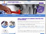 Travaux de plomberie générale : MPEN