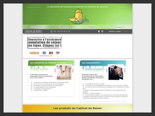 Assurance annulation - Cabinet de Belem