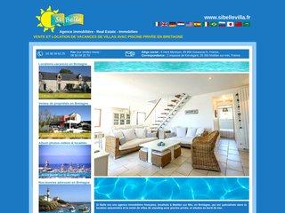 Agence immobilière Bretagne - Si Belle Villa