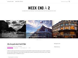 Idées week-end en France et en Europe
