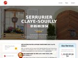 Serrurier Claye-Souilly