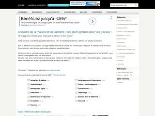 Best of Bâtiment : annuaire bâtiment de qualité