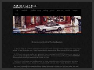 Antoine Landais peintre