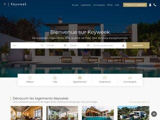 Keyweek, sélection des meilleurs locations de vacances à Biarritz