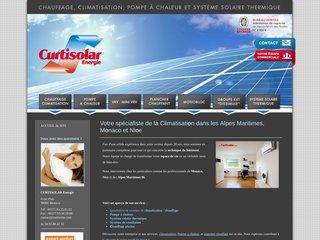 Votre climatisation à Monaco : Curtisolar Energie