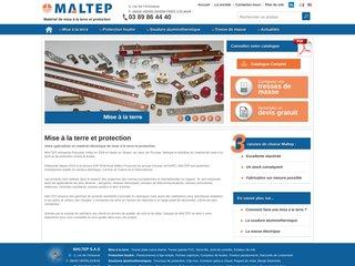MALTEP : Matériel de mise à la terre & Protection