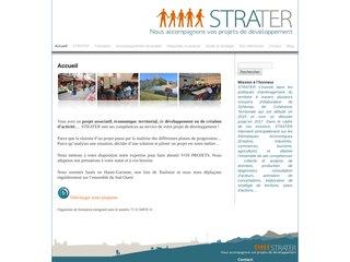 Strater, aide à la création et au développement des entreprises à Toulouse