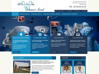 Dr PREZELIN, chirurgien urologue à la clinique de Saran, Tours (37)
