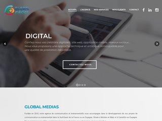Site internet Guadeloupe