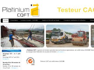 Formation réglementaires (SST, Habilitation électrique), sécurité pour la conduite d'engin CACES®, Hygiène et sécurité au travail, formations habilitantes et certifiantes.