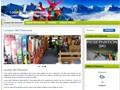 Ma station de ski possède son site web