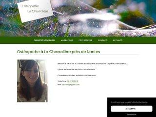 Ostéopathe La Chevrolière