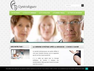 Les bonnes raisons de consulter un gynécologue