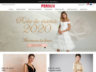 Persun - Une grande variété de robes cérémonies à petits prix