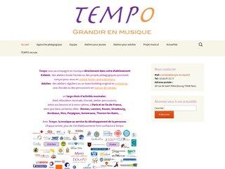 TEMPO - des ateliers pour tous, pour grandir en musique
