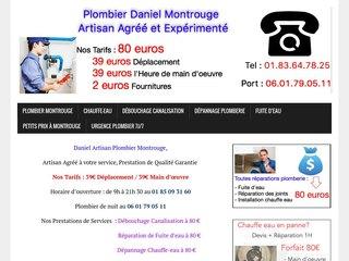 Artisan plombier Montrouge