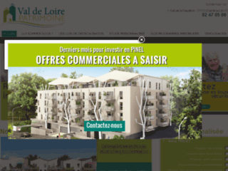 Val de Loire Patrimoine, défiscalisation immobilière à Tours