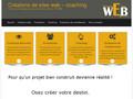 création de sites web à Cahors dans le Lot en Midi Pyrénées