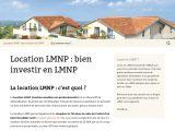 Investir avec la location lmnp