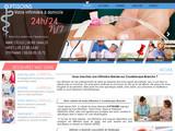 soins infirmiers à domicile Coudekerque-Branche