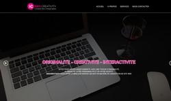 Ideo Creativity: agence de création site internet