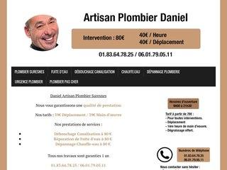 Plombier Suresnes