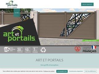 Portail design Art et Portails