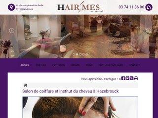 Institut du cheveu à Hazebrouck