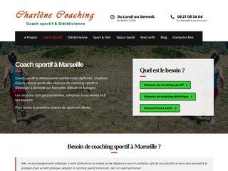 Coach Sportif et Diététicienne Nutritionniste à Marseille