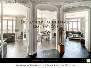 Architecte d'intérieur, concepteur de décoration