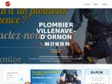 Plombier Villenave d'Ornon