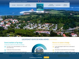 Camping Seres camping pays basque avec piscine