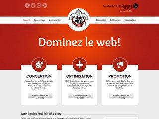 Sumo Web, maîtrise du seo