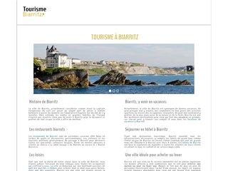 tourisme biarritz: location de vacance