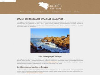 location de vacance bretonne