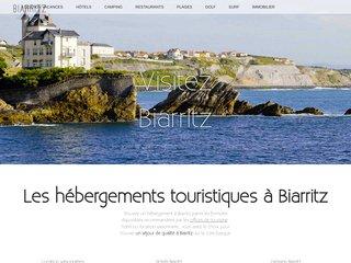 Tourisme biarritz: visite de Biarritz