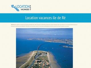 locations de vacances île de ré