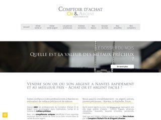 Comptoir Achat Or et Argent