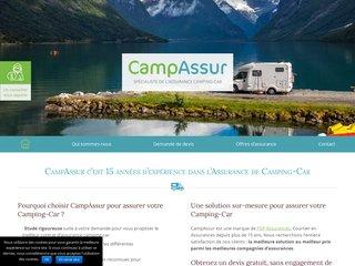 CampAssur - L'assurance pour Camping-Car