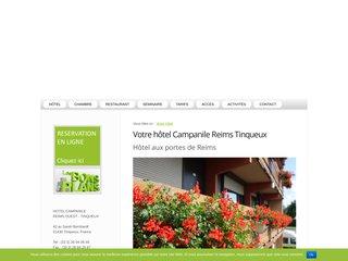 hotel seminaire à Reims