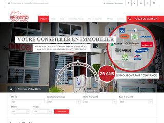 Arch'immo Immobilier EL Jadida