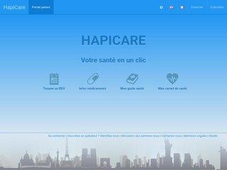 Annuaire professionnels de santé & médecins en ligne